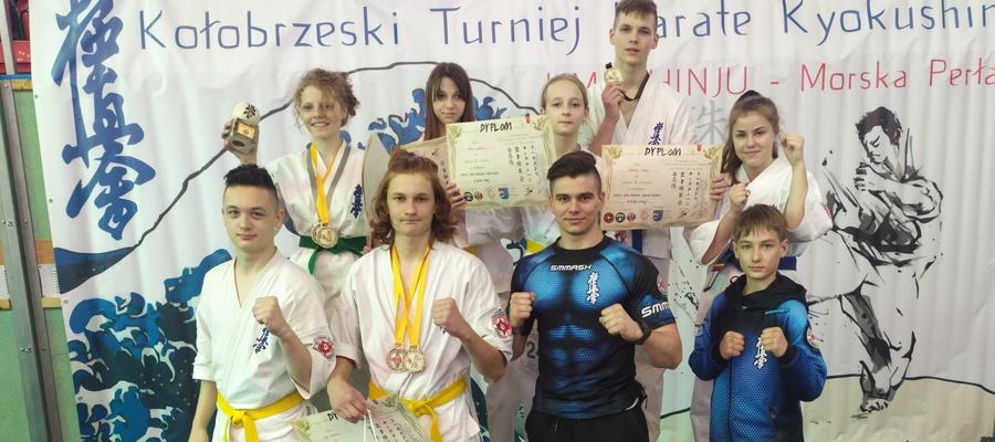 Poławiacze pereł w kimonach. 7 nowych medali na koncie SKKK