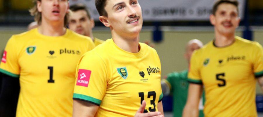Jan Firlej został nowym rozgrywającym Indykpolu AZS Olsztyn