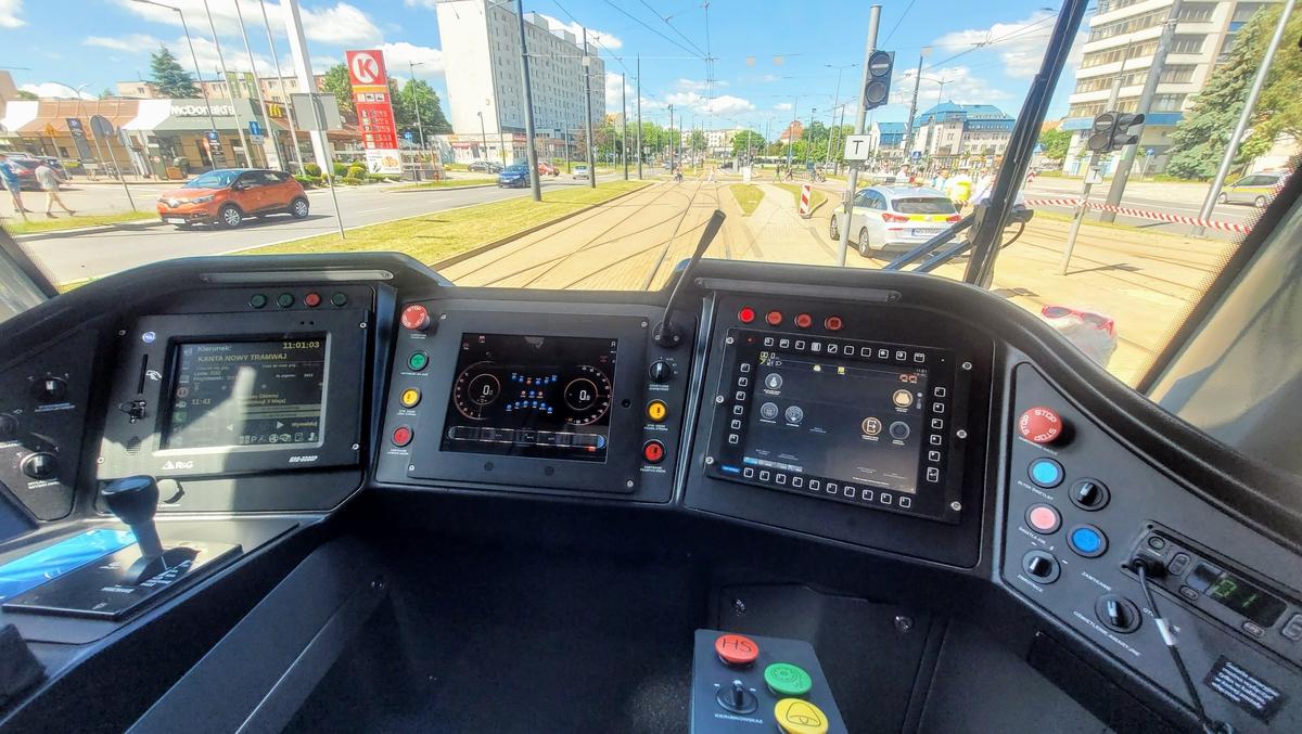 Nowa Panorama zaczęła jeździć po Olsztynie.