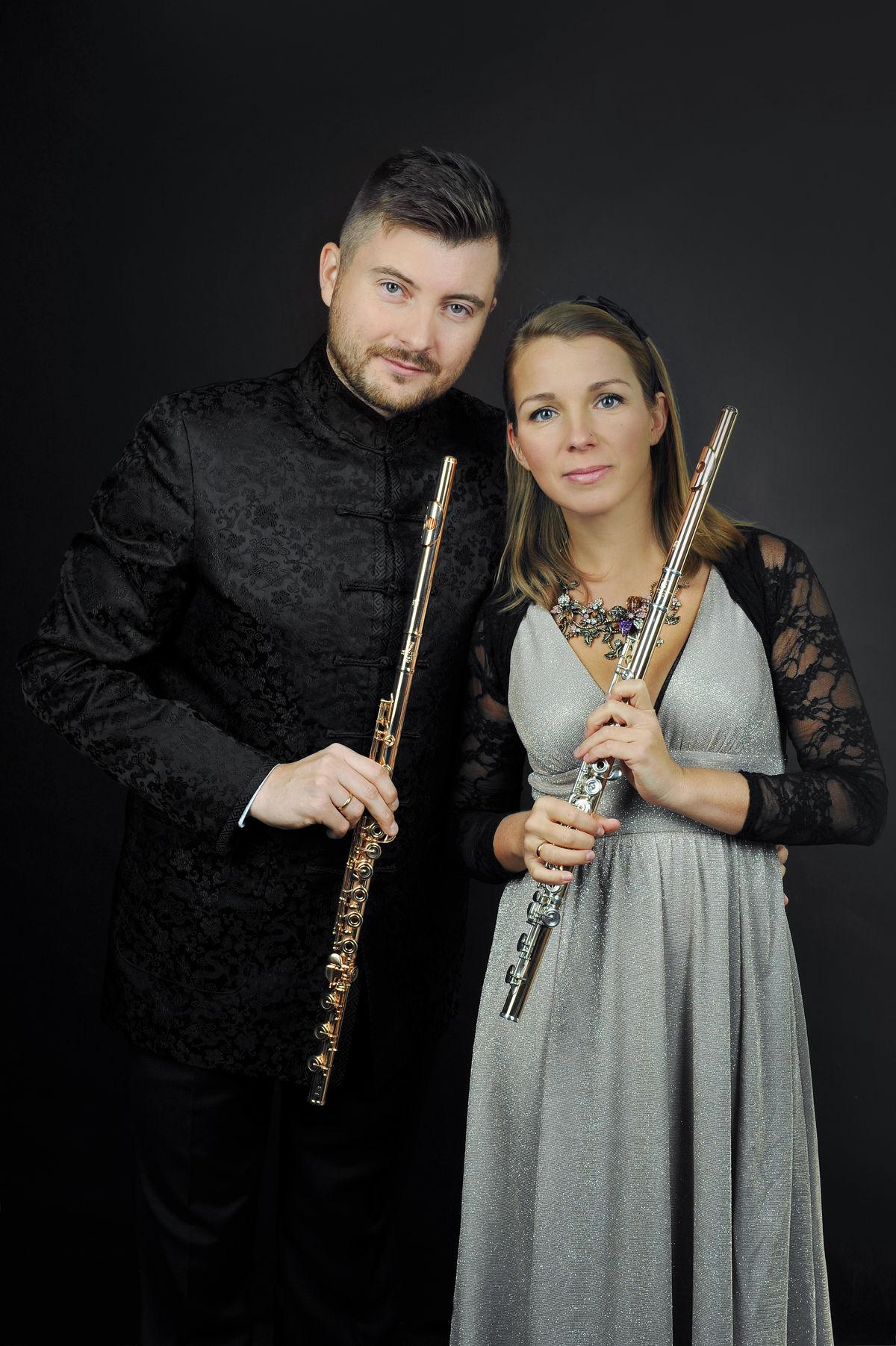 Agata i Łukasz Długoszowie