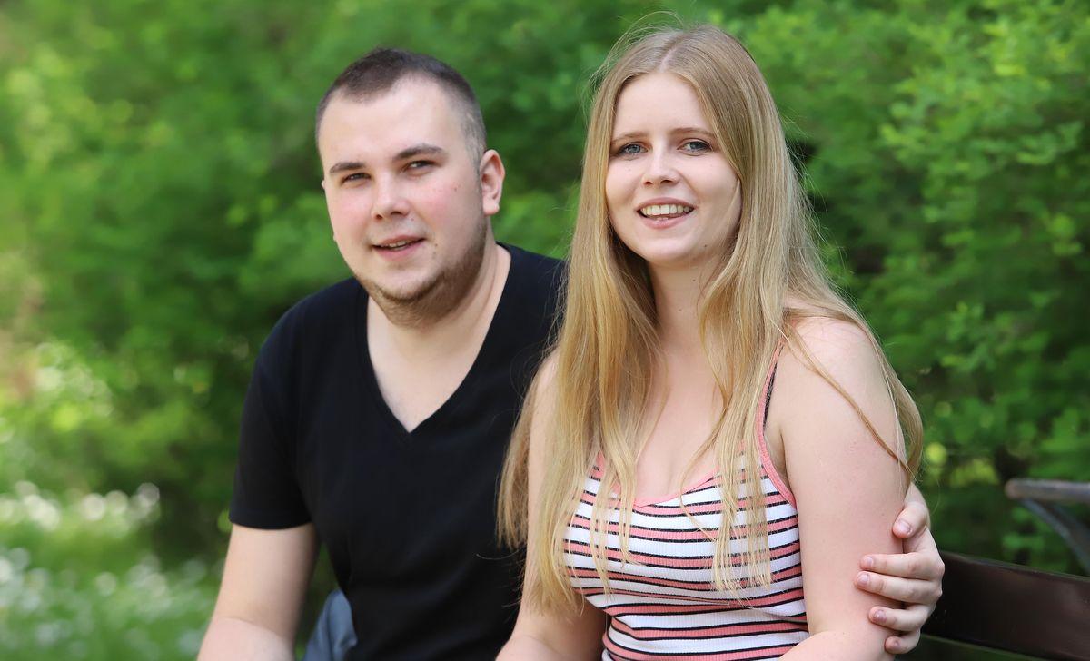 Izabela Cielecka i Kacper Borgosz