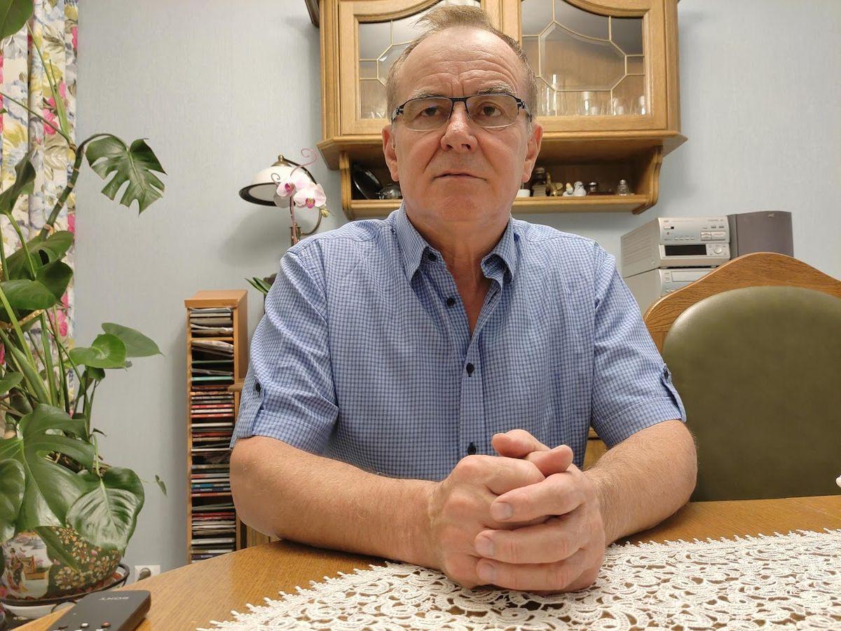 Zenon Procyk, były prezes Spółdzielni Mieszkaniowej