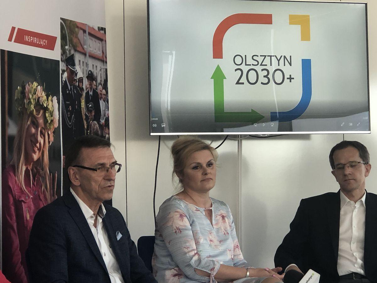 Strategia Rozwoju Olsztyna - konferencja 7.06.2021