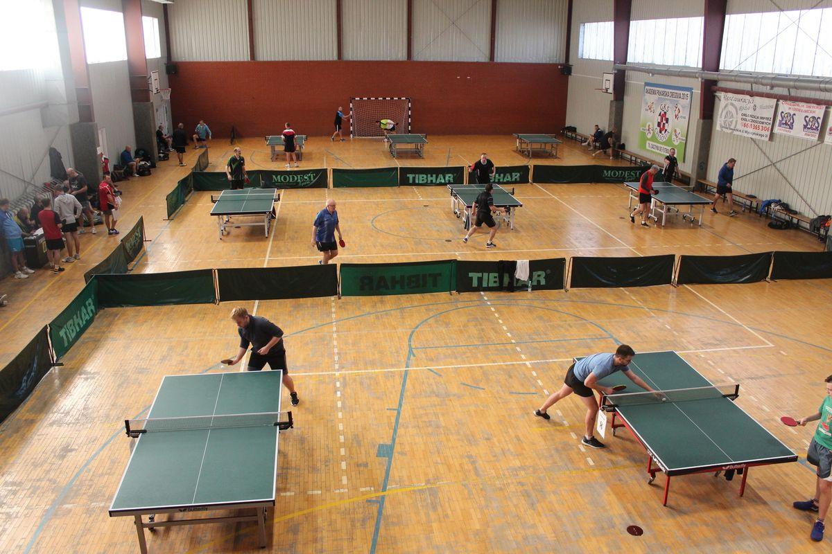 W roku 2019 w turnieju łącznie udział wzięły 102 osoby.