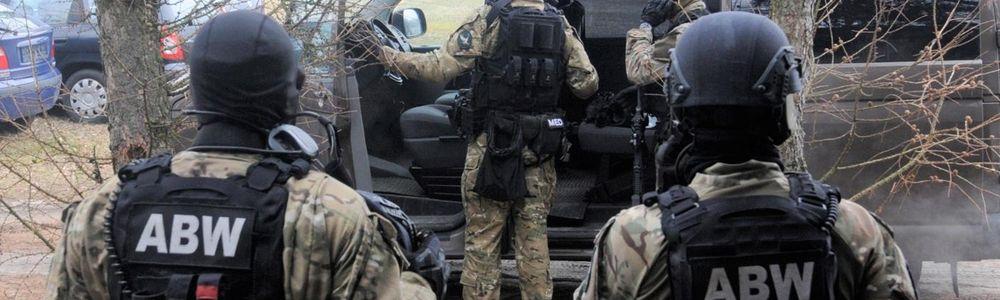 Palestyńczyk zatrzymany w Olsztynie. Stwarzał zagrożenie terrorystyczne.