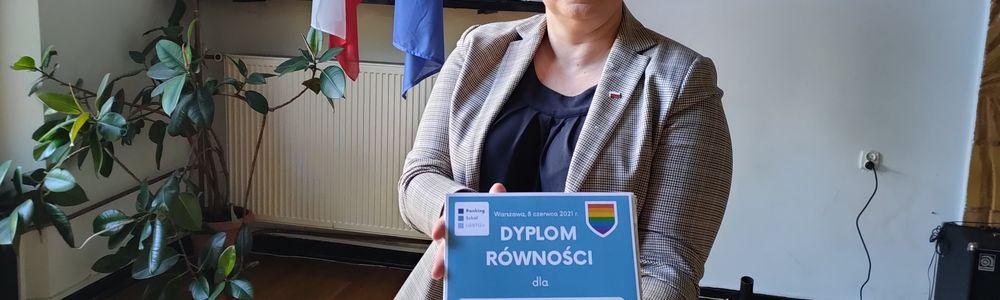 I LO w Olsztynie drugą najbardziej tolerancyjną szkołą w Polsce. To aż jedna czy tylko jedna szkoła w Olsztynie?