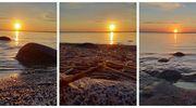 Prenumerata za zdjęcie: Zachód słońca we Fromborku