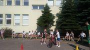 """Uczniowie """"siódemki"""" zdobywali karty rowerowe"""