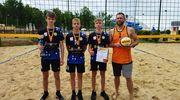 Dwa medale siatkarzy SP 3 Gołdap w finale województwa