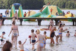 Kąpieliska w Olsztynie i w regionie. Gdzie się można kąpać? Gdzie jest czysta woda? [LISTA]