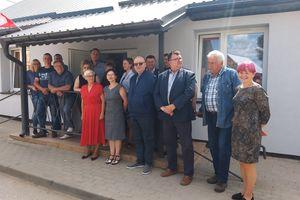 Świetlica w Markowskich już oficjalnie oddana do użytku