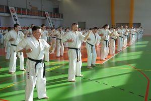 W sobotę Ełkiem zawładną karatecy