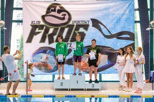 KS Frog pierwszy w medalowej statystyce