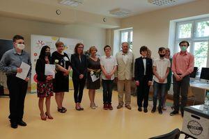 Nagrodzono laureatów Konkursu Języka Angielskiego