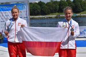 Kolejna mrągowianka na podium Mistrzostw Europy. Dominika Putto poszła w ślady Puławskiej