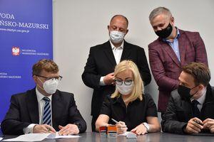 Olecko: Prawie 15 mln dofinansowania zł na inwestycje drogowe
