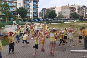 VII Ogólnopolski Maraton Przedszkolaków SPRINTEM DO MARATONU w BAJCE