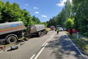 Tragedia na drodze. W wypadku zginął 28-latek z gminy Wielbark