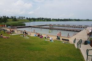 Jezioro Wielochowskie od dziś z ratownikami