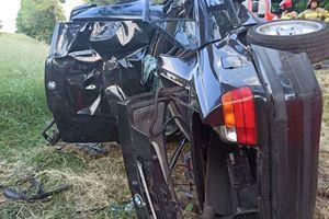 Tragiczny weekend na drogach powiatu szczycieńskiego