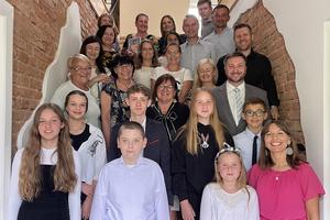 Najlepsi uczniowie w gminie Dywity nagrodzeni