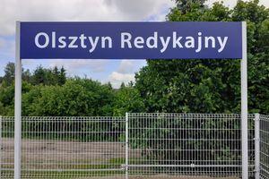 Pociąg przyjechał na czas! Relacja z pierwszego dnia olsztyńskich kolei miejskich