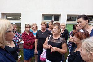 Personel niemedyczny ze szpitala w Giżycku walczy o dodatek covidowy