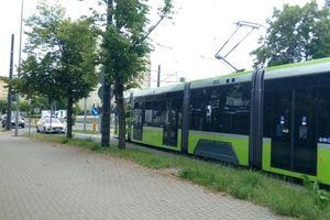 W Olsztynie wykoleił się nowy tramwaj z Turcji!