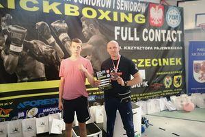 Adrian Kowalkowski wrócił z brązem z Mistrzostw Polski!