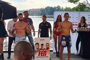 MMA    Dziś walka Patryka Duńskiego podczas gali FEN! Sprawdzamy, w jakiej formie jest iławianin