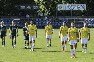 Olimpia zostaje w II lidze