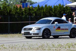 Treningowy Super Sprint w Nowym Mieście Lubawskim