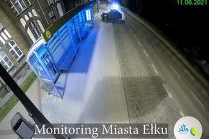 Nocny rajd po ulicach Ełku zakończony 5 zarzutami
