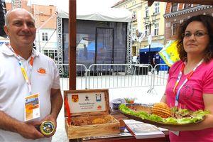 Nowe Miasto na festiwalu Cittaslow w Bartoszycach