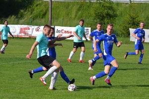 Wygrały Tęcza i Kormoran, dzisiaj mecze w Turznicy i Frygnowie