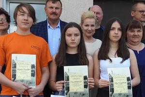Lena Mierzejewska zwyciężczynią w Konkursie Wiedzy o Janowie