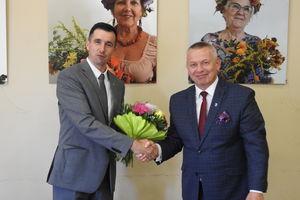 Burmistrz Bisztynka Marek Dominiak otrzymał absolutorium