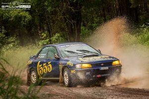 W piątek Binięda wystartuje w Rajdowych Samochodowych Mistrzostwach Polski