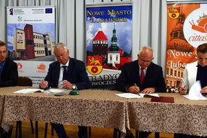 Umowa na rewitalizację nowomiejskiego rynku podpisana