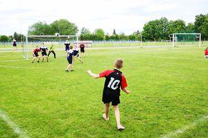 Turniej piłki nożnej szkół podstawowych gminy Sępopol