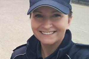 Policjantka wyszła na spacer z dziećmi. Uratowała życie mężczyźnie