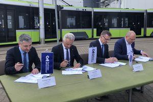 Podpisy złożone. Rusza rozbudowa linii tramwajowej