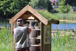 Rozpocznij wakacje nad Jeziorem Długim w Olsztynie. Biblioteka miejska zaprasza na wspólne poznawanie Warmii