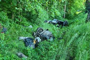 Śmiertelny wypadek w okolicach Miłakowa. Zginęła 18-latka