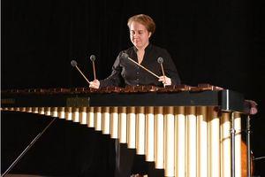 Muzyczna podróż w czasie i przestrzeni z marimbą