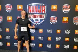 Karol Rubin w nowej edycji Ninja Warrior Polska!