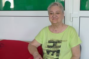 Po 97 dniach leczenia wróciła do żywych