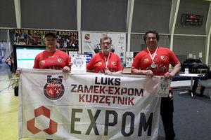 Kurzętniccy trenerzy na mistrzostwach w Raszynie