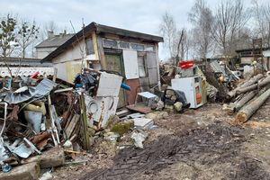 Prywatne składowisko w Grajwie poróżniło sąsiadów