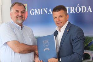 Umowa na remont drogi w Rudnie podpisana